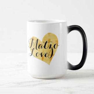 Taza Mágica El decir lindo del aprecio del Matzah