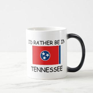 Taza Mágica Estaría bastante en Tennessee