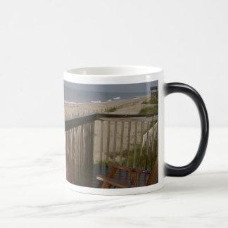Taza Mágica Exterior por el mar