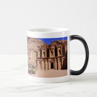 Taza Mágica Tiempo del té del Petra