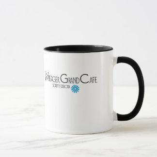 Taza magnífica pobre del café