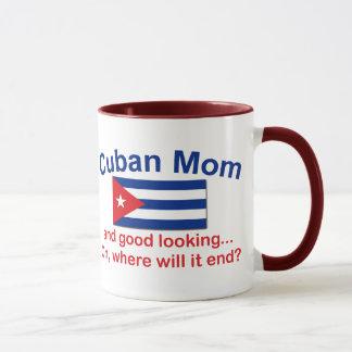 Taza Mamá cubana apuesta
