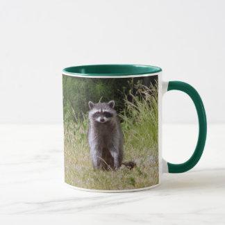 Taza Mamá Raccoon