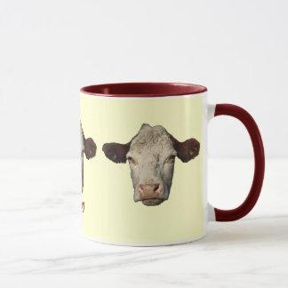Taza Mandón la vaca