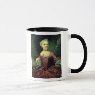 Taza Maria Anna Mozart, llamada 'Nannerl