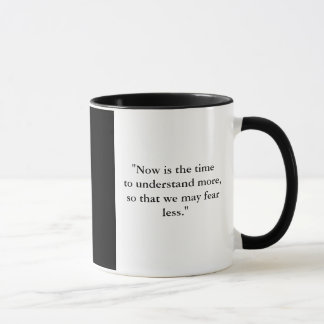 Taza Marie Curie