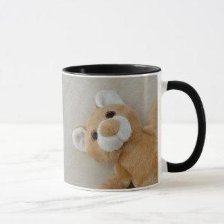Taza Mármol del oso de peluche