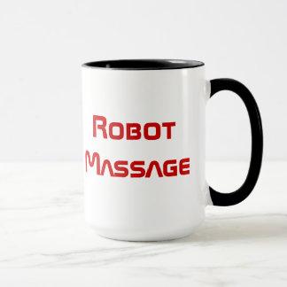 Taza Masaje del robot