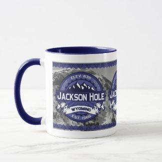 Taza Medianoche de Jackson Hole