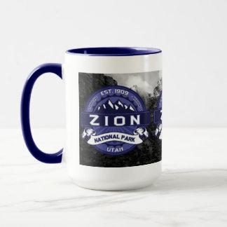 Taza Medianoche de Zion