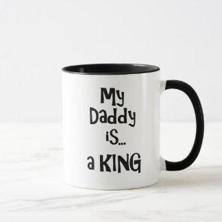 Taza Mi papá es rey