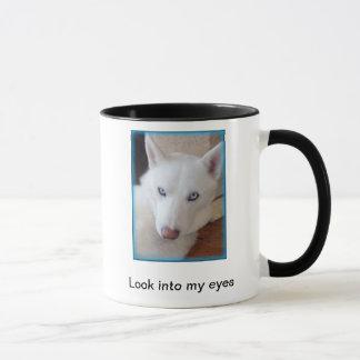 Taza Mire en mis ojos
