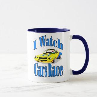 Taza Miro la raza de coches
