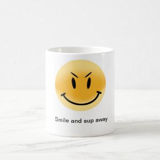 Taza Morphing de la sonrisa