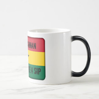 TAZA MORPHING DEL CAFÉ ANNAN
