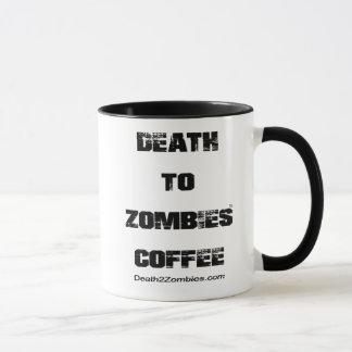 Taza Muerte al café de los zombis