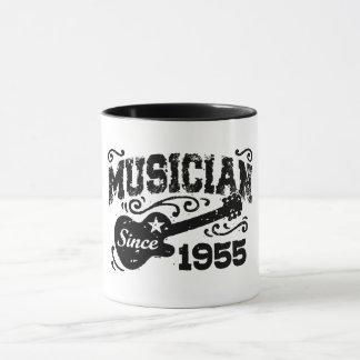 Taza Músico desde 1955