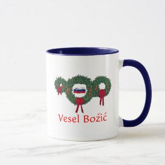 Taza Navidad 2 de Eslovenia