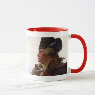 Taza Navidad de George Washington