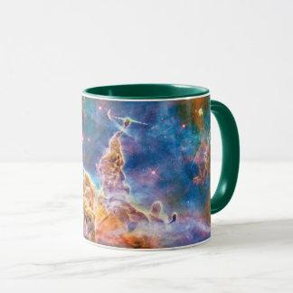 Taza Nebulosa mística de Carina de la montaña