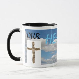 Taza Nuestro padre divino