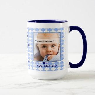 Taza OBSOLETO: Nueva foto orgullosa del bebé del abuelo