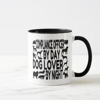 Taza Oficial de la conformidad del amante del perro
