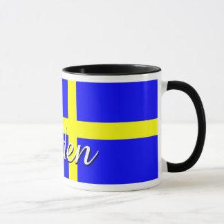 Taza Orgullo sueco