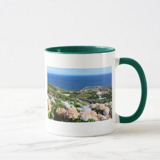 Taza Paisaje de Azores
