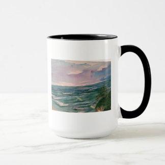 Taza Paisaje marino de la costa de California