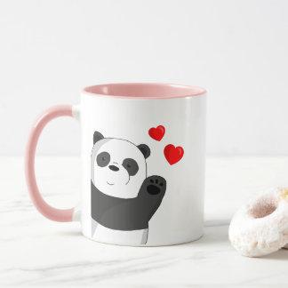 Taza Panda linda