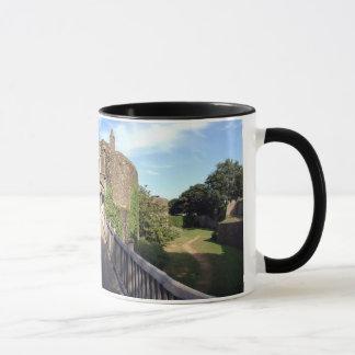 Taza Panorama del castillo de Walmar