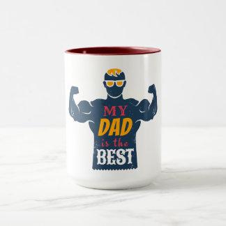 Taza para el día de padre
