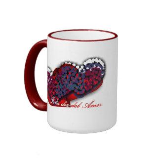 taza para el dia del amor.