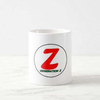 Taza para la Z-generación
