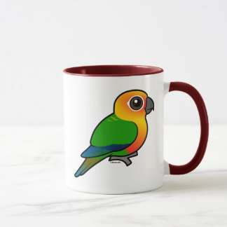 Taza Parakeet de Birdorable Jandaya