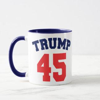 Taza Pelo del elefante del GOP de presidente Donald