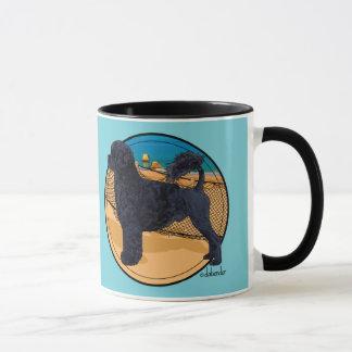 Taza Perro de agua Algarve