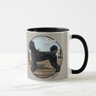 Taza Perro del muelle