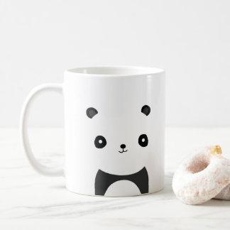 Taza personalizada de la panda - no soy gordo