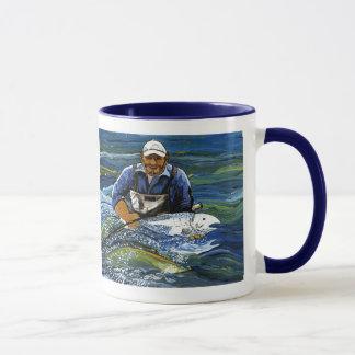 Taza Pesca