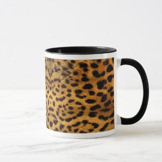 Taza Piel del leopardo