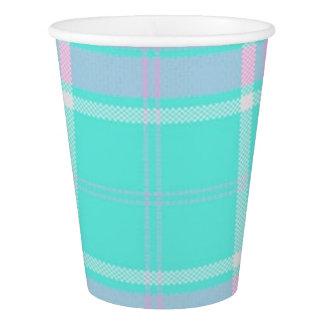 Taza plástica vaso de papel