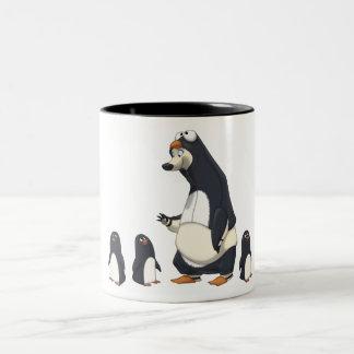 Taza polar del pingüino