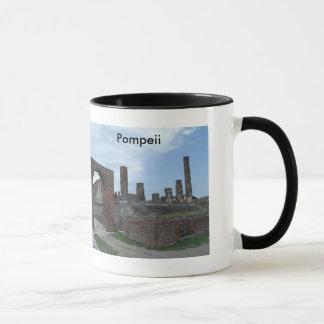 Taza Pompeya, Italia