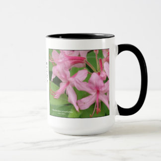 Taza Prinophyllum del rododendro, azalea temprana