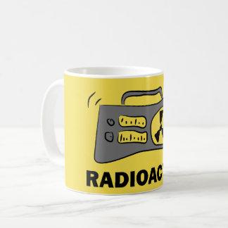 Taza radiactiva