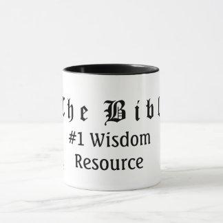 Taza Recurso de la sabiduría #1