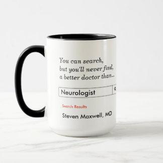 Taza Regalo de encargo para el neurólogo