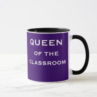 Taza Reina del título femenino especial del profesor de